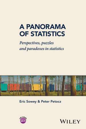 A Panorama of Statistics: Perspectives, Puzzles and Paradoxes in Statistics de Eric Sowey