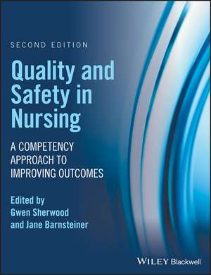 Quality and Safety in Nursing imagine