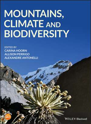 Mountains, Climate, and Biodiversity