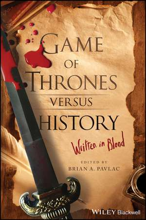 Game of Thrones versus History