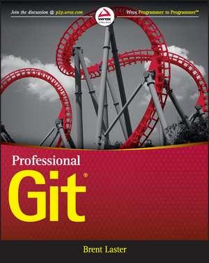 Professional Git de Brent Laster