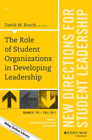 The Role of Student Organizations in Developing Leadership