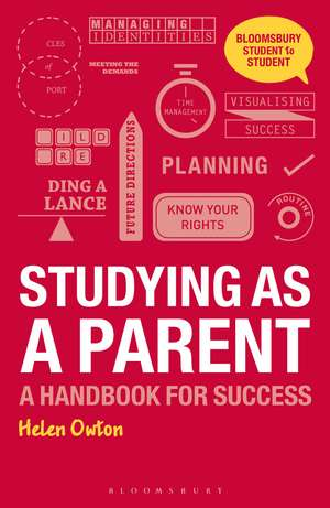 Studying as a Parent imagine
