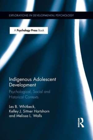 Indigenous Adolescent Development