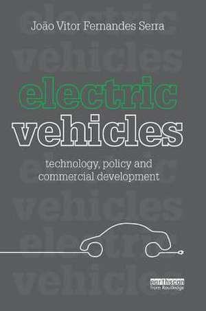 Electric Vehicles de Joao Vitor Fernandes Serra