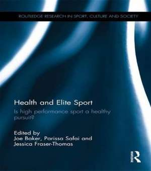Health and Elite Sport