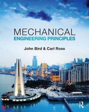 Mechanical Engineering Principles de John Bird
