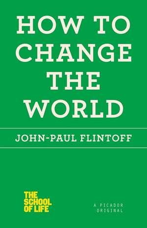 How to Change the World de John-Paul Flintoff