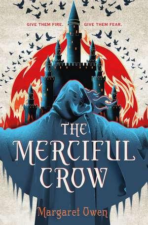 The Merciful Crow de Margaret Owen