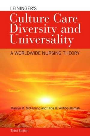Leininger's Culture Care Diversity and Universality