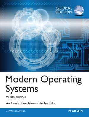 Modern Operating Systems: Global Edition imagine