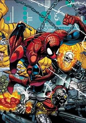 Spider-Man by David Michelinie and Erik Larsen Omnibus