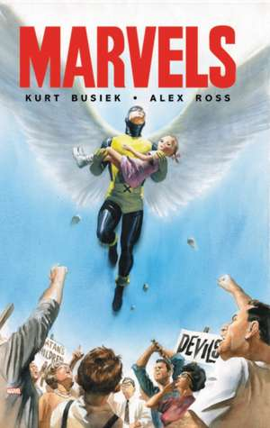 Marvels Monster-sized Edition de Kurt Busiek