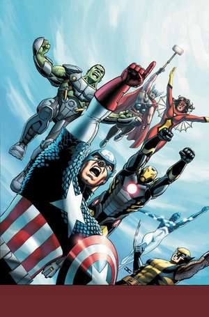 Avengers World: The Complete Collection de Jonathan Hickman