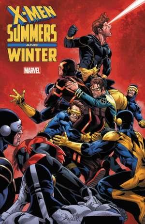 X-men: Summers And Winter de Lonnie Nadler