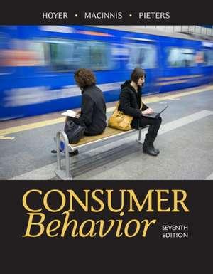 Consumer Behavior de Wayne (University of Texas Hoyer