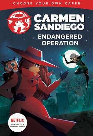 Endangered Operation de Houghton Mifflin Harcourt