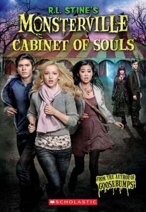 The Cabinet of Souls (R.L. Stine's Monsterville #1) de Jo Ann Ferguson