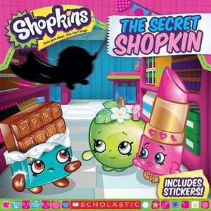 The Secret Shopkin de Inc. Scholastic