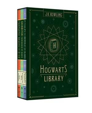 Hogwarts Library de J. K. Rowling
