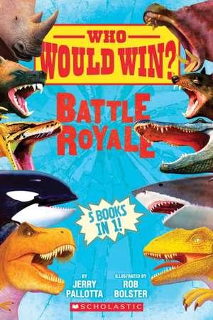 Who Would Win? de Jerry Pallotta