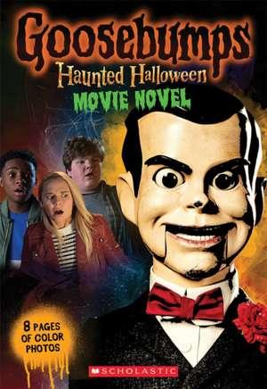 Haunted Halloween: Movie Novel de  Scholastic