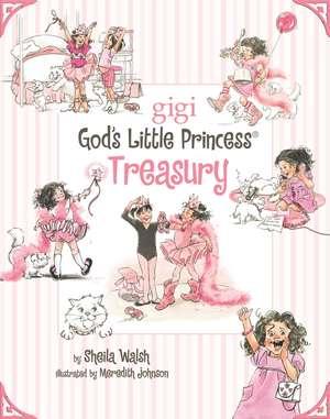 A God's Little Princess Treasury de Sheila Walsh