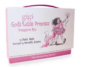 4-in-1 Treasure Box Set de Sheila Walsh