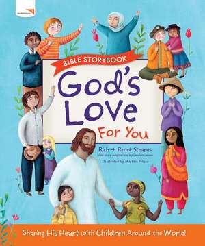 God's Love For You Bible Storybook