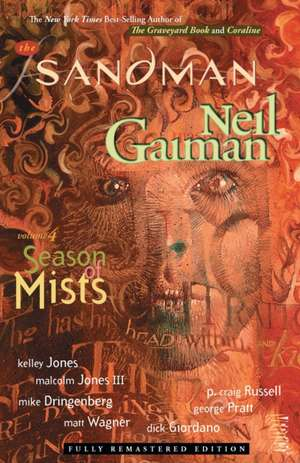 Sandman Season of Mist de Neil Gaiman