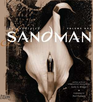 Annotated Sandman Volume 1:  The Treehouse and Beyond! de Leslie S. Klinger