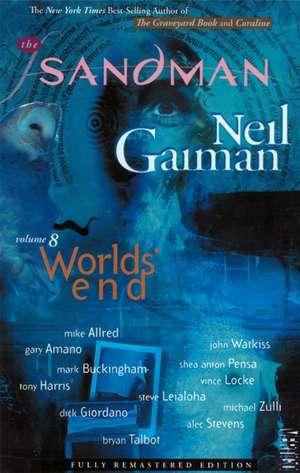 Sandman World's End Salvation de Neil Gaiman