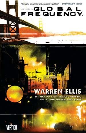 Global Frequency de Warren Ellis