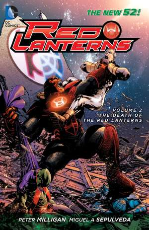 Red Lanterns Vol. 2