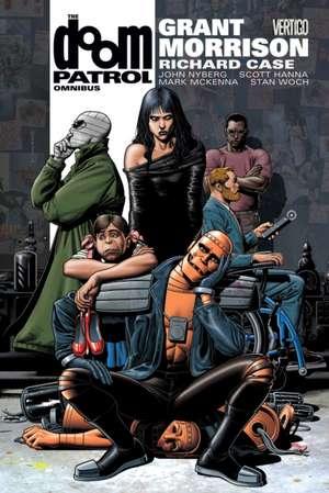 The Doom Patrol Omnibus:  In All the Land de Grant Morrison