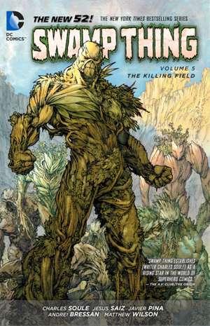 Swamp Thing Vol. 5