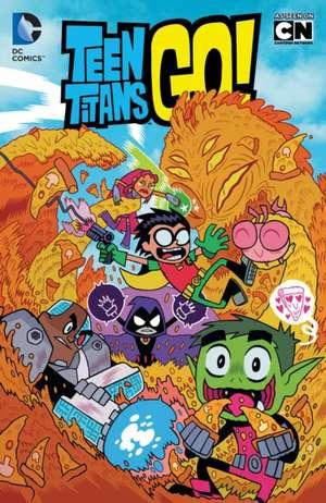 Teen Titans Go!, Volume 1
