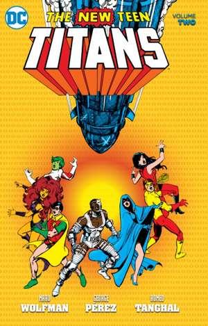 New Teen Titans Vol. 2
