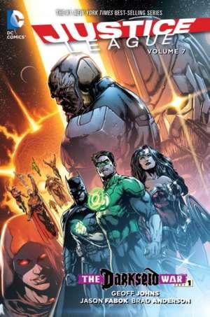 Justice League, Volume 7