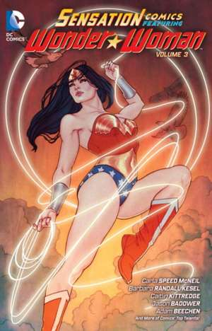 Sensation Comics Featuring Wonder Woman, Volume 3:  Year of Blood de various