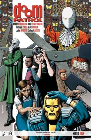 Doom Patrol, Book One