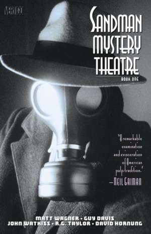 Sandman Mystery Theatre Book One