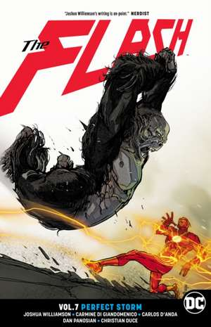 The Flash Volume 7: Perfect Storm de Joshua Williamson