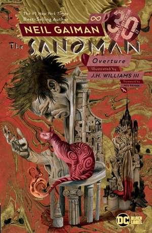 Sandman: Overture 30th Anniversary Edition de Neil Gaiman