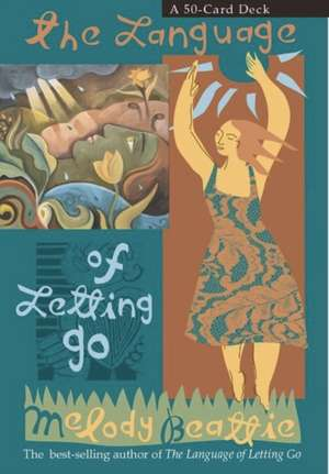 The Language of Letting Go Cards de Melody Beattie