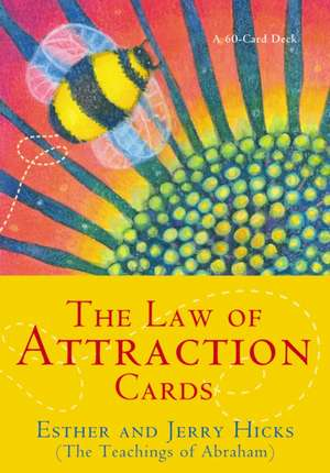 The Law of Attraction Cards de Esther Hicks