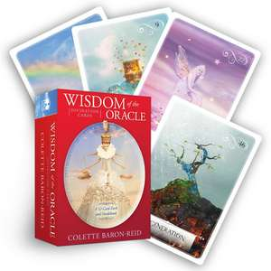Wisdom of the Oracle Divination Cards:  Ask and Know de Colette Baron-Reid