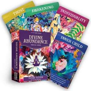 Divine Abundance Oracle Cards: A 52-Card Deck imagine