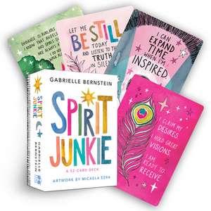 Spirit Junkie: A 52-Card Deck imagine