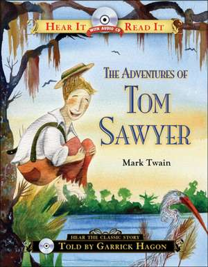 The Adventures of Tom Sawyer [With CD (Audio)]